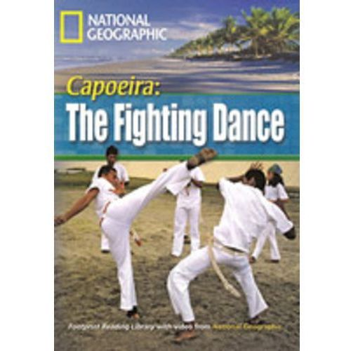 Capoeira: The Fighting Dance + CD. Footprint Reading Library (opr. miękka)