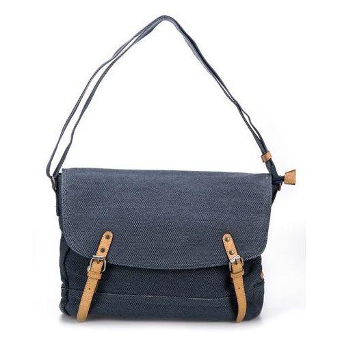 Tom Tailor torba męska niebieska Max (4251234425961)