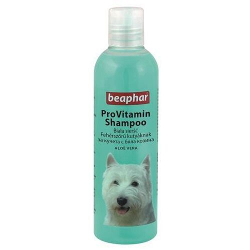 szampon do białej sierści 250ml marki Beaphar