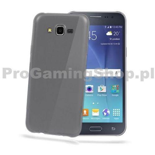 Etui silikonowe Celly Premium GelSkin do Samsung Galaxy J5 - J500 a J5 Dual , Black (Futerał telefoniczny)