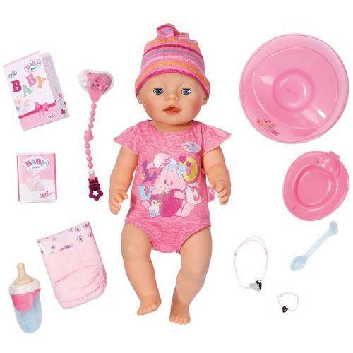 lalka interaktywna dziewczynka 822005 marki Baby born