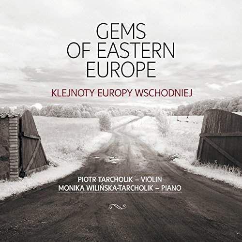 Universal music Klejnoty europy wschodniej (cd) - piotr tarcholik
