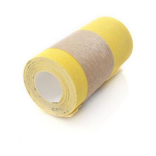 Papier ścierny na rolce Norton GL131 115 mm x 3 m P100, 66261196402