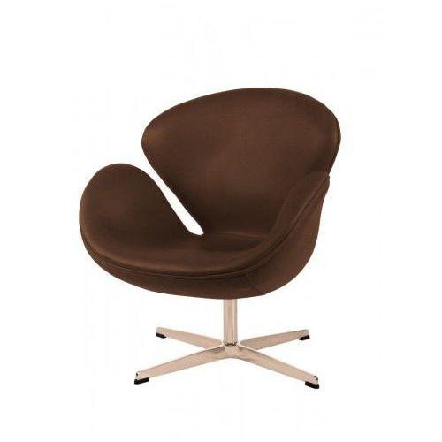 Fotel cup brązowy kaszmir 16 marki D2.design