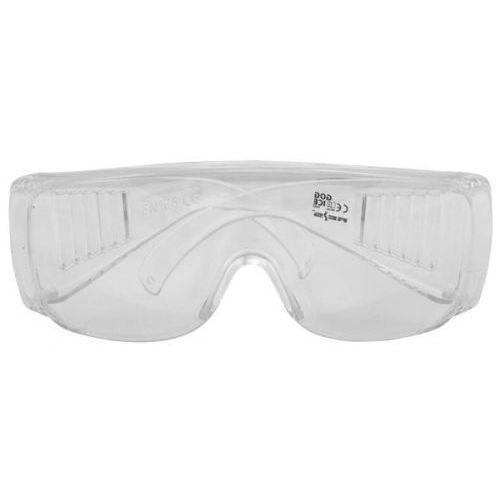 Okulary ochronne (białe), POL416