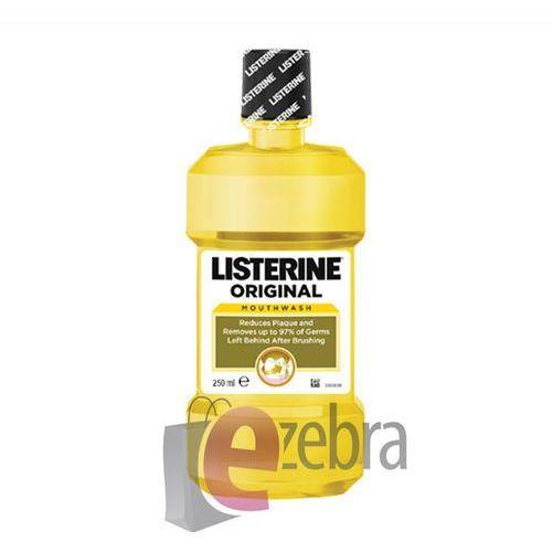 Listerine płyn do płukania jamy ustnej original - original (5010123703400)