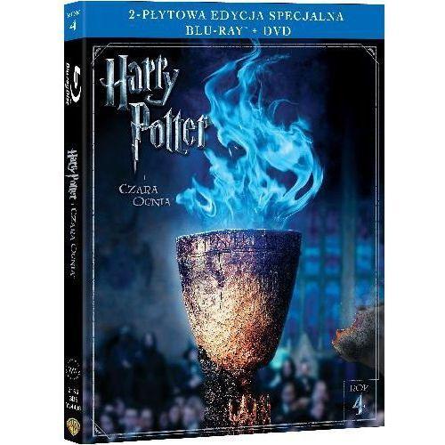 Harry Potter i Czara Ognia, edycja specjalna (2x Blu-Ray) - Mike Newell DARMOWA DOSTAWA KIOSK RUCHU (7321996156926)