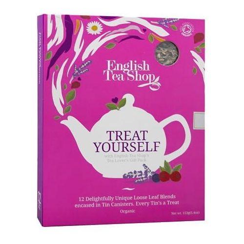 Ets tea tasting book 12 puszek marki English tea shop