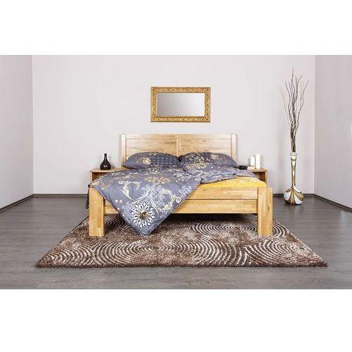 Dlaspania  łóżko celin h3 buk olejowany 180x200 (wybierz olejowanie) cm