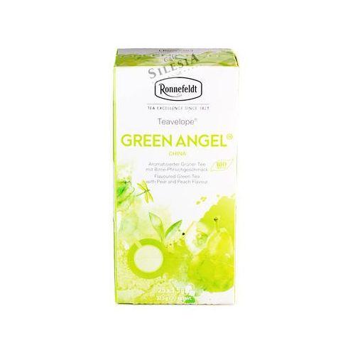 Ronnefeldt Herbata zielona green angel w saszetkach