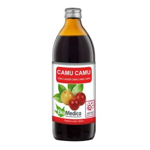 Camu camu 500ml  marki Ekamedica