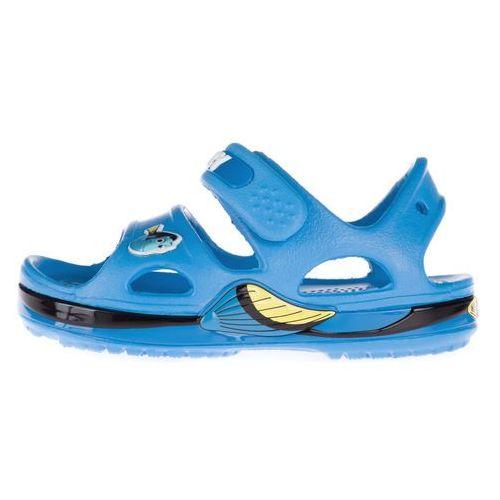 crocband ii findingdory sandały dziecięce niebieski 20-21 marki Crocs