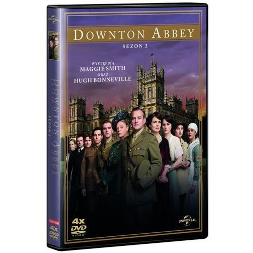 Downton Abbey (sezon 2, 4 DVD) (5900058133635)