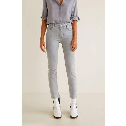 - jeansy grey, Mango