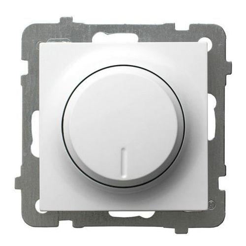 OSPEL AS ŁP-8GL2/M/00 Ściemniacz uniwersalny do obciążenia żarowego, halogenowego oraz LED BIAŁY