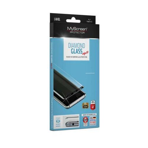 Szkło Hartowane MyScreen Diamond Edge 3D Glass Huawei P30 Pro czarne, MD4245TG 3D BLACK