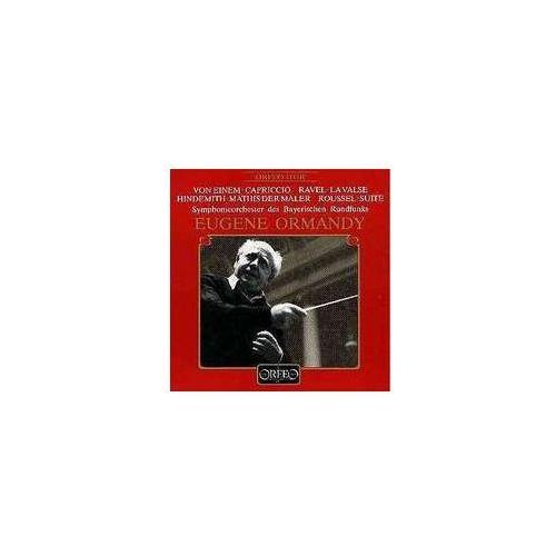 Hindemith P / Ravel M - Capriccio, Mathis Der Maler, La Val (4011790199122)