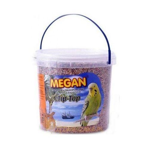 Megan Pokarm dla papug falistych Tip-Top 1L [ME9] z kategorii Pokarmy dla ptaków