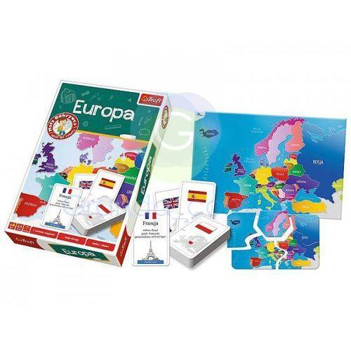 GRA EUROPA MALY ODKRYWCA IDZIE DO SZKOLY-TREFL z kategorii gry dla dzieci