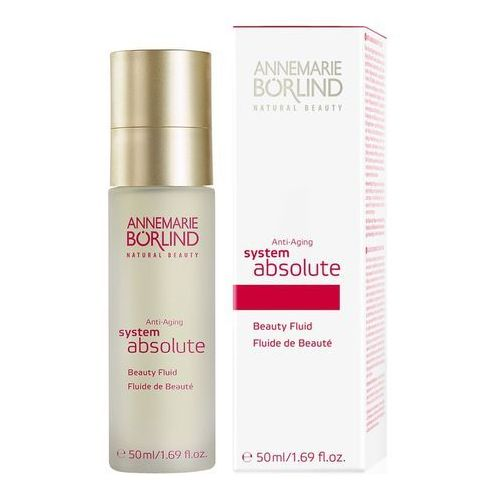system absolute anti-aging beauty fluid | serum do twarzy - 50ml marki Annemarie borlind