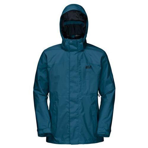 Kurtka BROOKS RANGE FLEX JACKET MEN - moroccan blue (4055001668441)