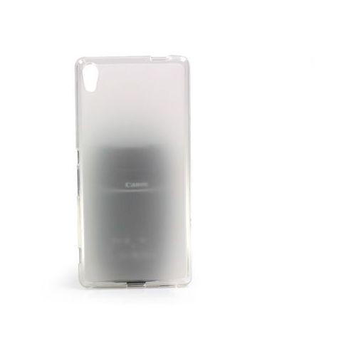 Sony Xperia XA Ultra - etui na telefon FLEXmat Case - biały, kolor biały