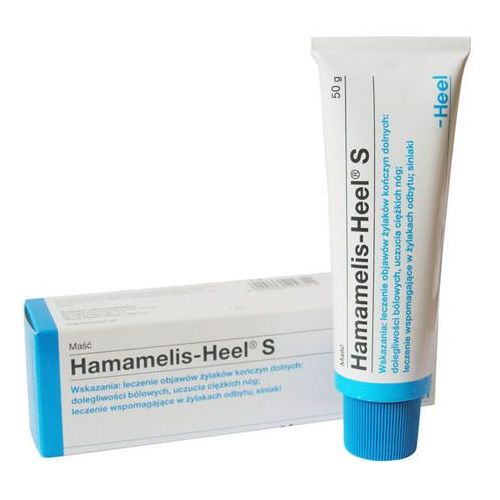 Hamamelis s maść 50g marki Heel gmbh