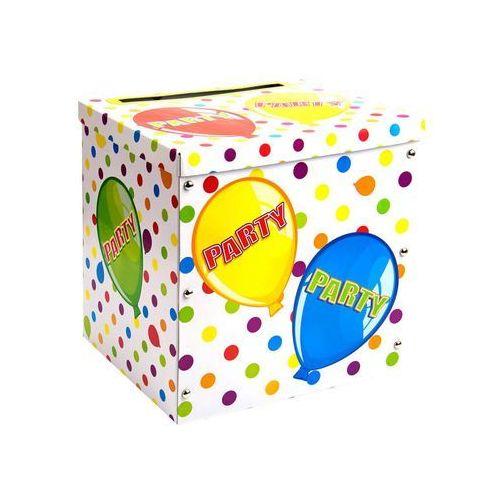 Folat Pudełko na koperty z życzeniami, prezentami w baloniki - 1 szt. (8714572656108)