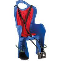 Kross Fotelik rowerowy  na bagażnik elibas 014bl niebieski