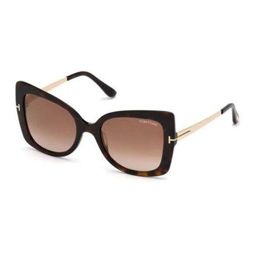 Okulary Słoneczne Tom Ford FT0609 52G