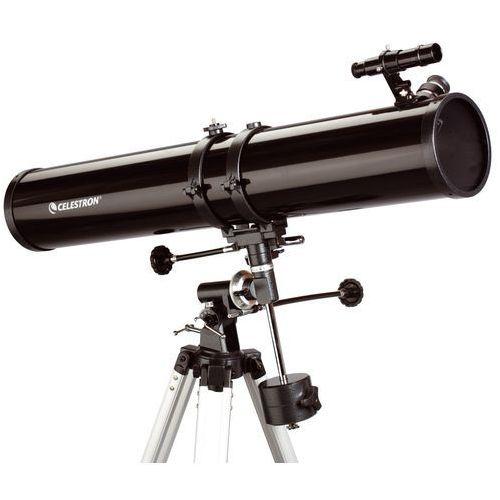 Teleskop CELESTRON PowerSeeker 114EQ Czarny, 21045