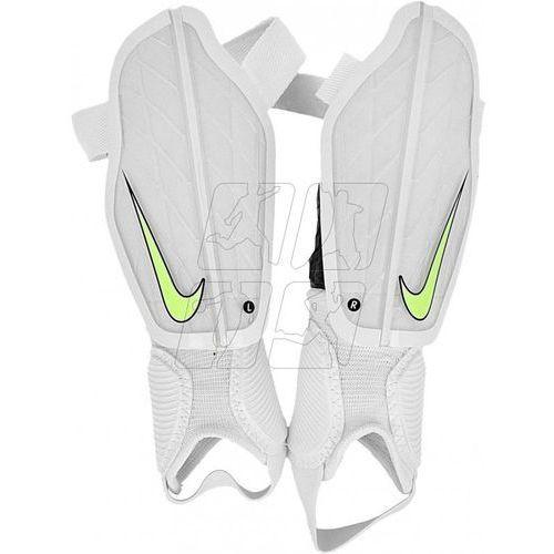Ochraniacze piłkarskie Nike Protegga Flex Jr SP0314-100, SP0314-100