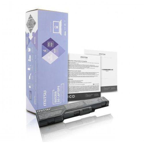 akumulator / Nowa bateria Mitsu do laptopa Dell XPS M1730 (4400mAh)