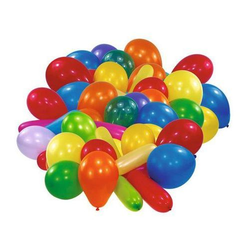 Baloniki kształty - 10 szt. (4009775919612)