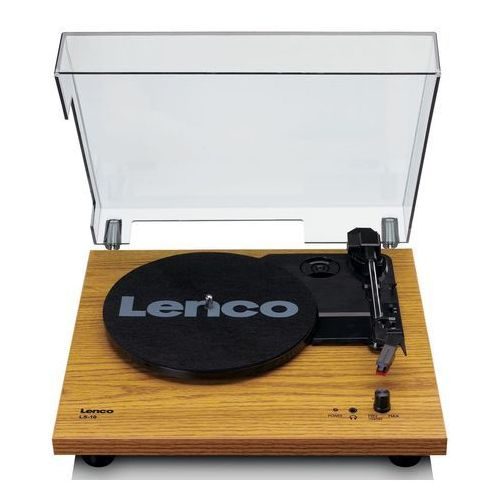 Lenco Gramofon ls-10wd kolor drewna- natychmiastowa wysyłka, ponad 4000 punktów odbioru! (8711902040958)