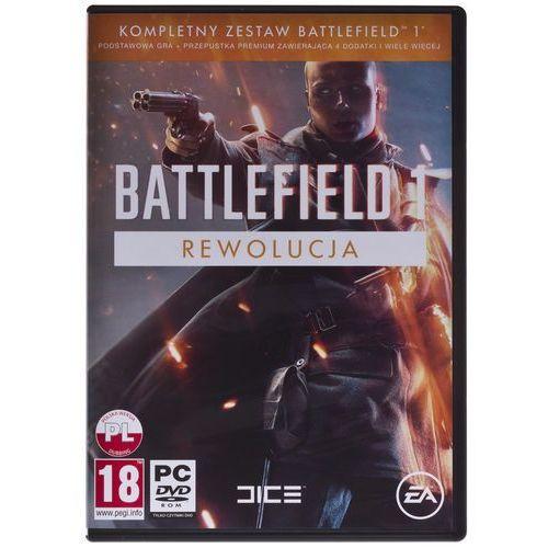 Battlefield 1 Rewolucja (PC). Najniższe ceny, najlepsze promocje w sklepach, opinie.