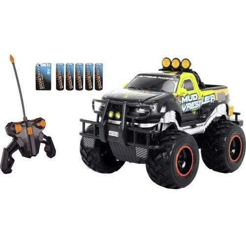 DICKIE Auto RC Ford F150 Mud Wrestler 1:16, 30 cm, 2 kan. (4006333049309)