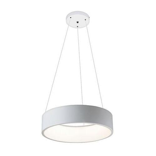Rabalux Lampa wisząca zwis oprawa adeline 1x26w led biała 2509 (5998250325095)