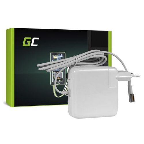 Zasilacz do laptopa Green Cell do Apple 16.5V 3.65A zamiennik (AD03) Darmowy odbiór w 21 miastach! (5902701410643)