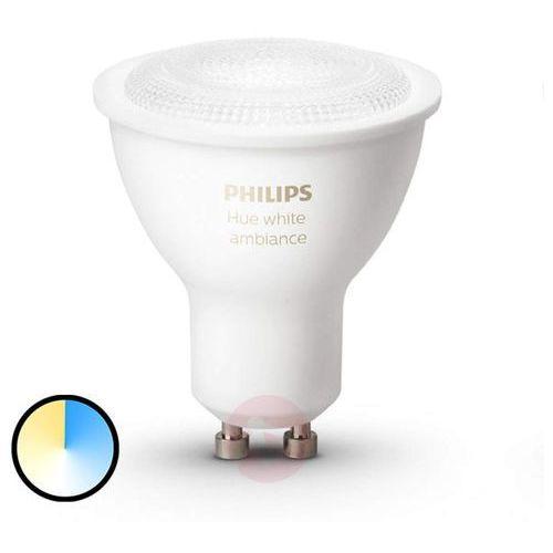Philips Hue White Ambiance reflektor GU10 5,5 W (8718696598283)