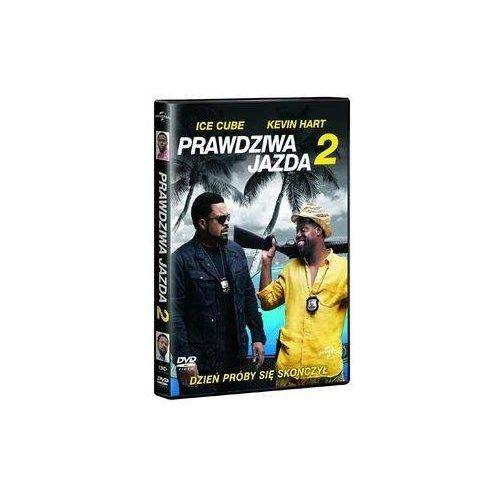 Prawdziwa jazda 2 DVD