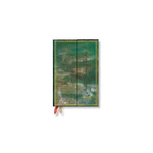 Hartley & marks publishers Kalendarz 2017-18 18-mc sherlock holmes mini (9781439736739)