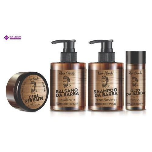 Renee blanche 50ml cera per baffi moustache wax wosk do brody i wąsów (8006569147844)