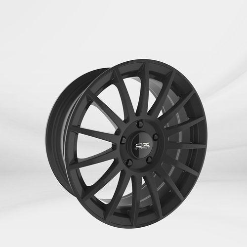 "Oz Felgi aluminiowe 18"" 5x112 superturismo lm - ciemny szary"