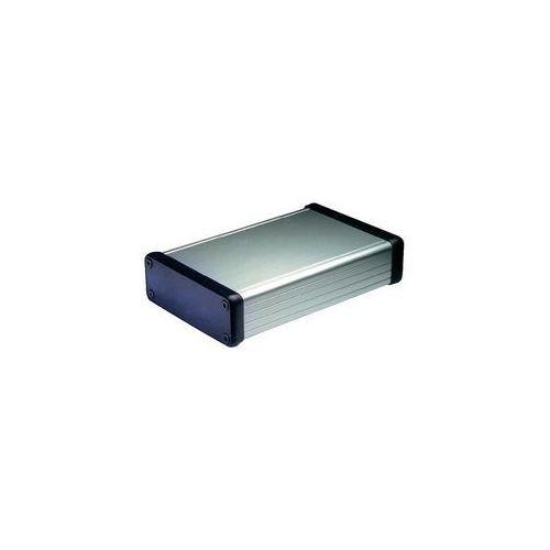 Obudowa uniwersalna Aluminium 160 x 103 x 53 mm, Hammond Electronics 1455N1602, 1 szt. - sprawdź w wybranym sklepie