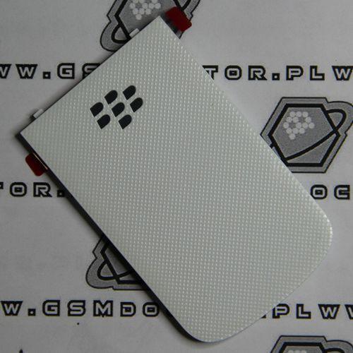 Obudowa Blackberry 9900 Bold tylna / pokrywa baterii biała