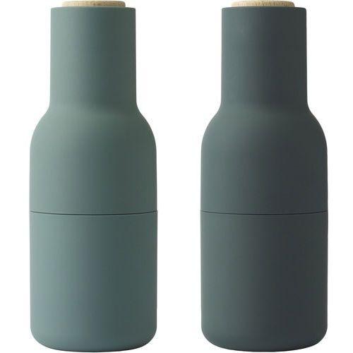 Menu Młynki do soli, pieprzu, przypraw bottle grinder zielone (4418479)