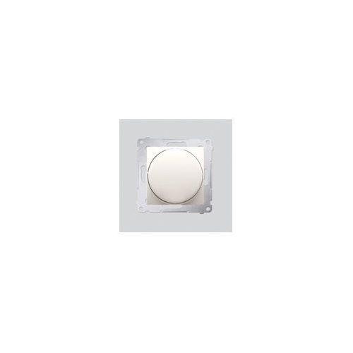 Kontakt SIMON 54 Premium Regulator 1–10 V . Do załączania i regulacji źródeł światła z zasilaczami sterowanymi napięciem 1–10 V Krem - DS9V.01/41