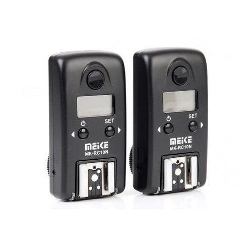 Delta MeiKe wyzwalacz radiowy RC-10 N2 do Nikon MC-DC1