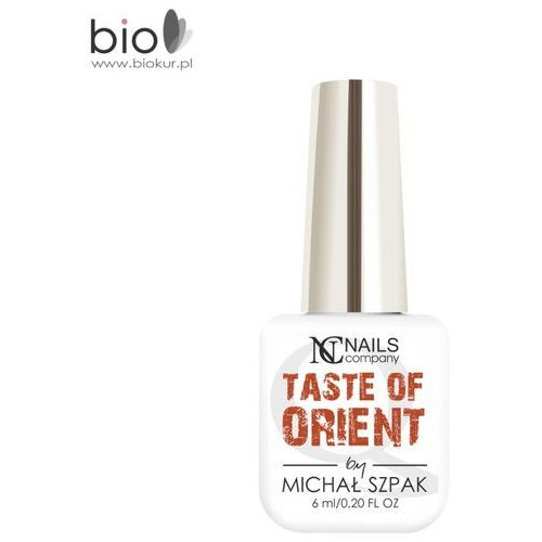 Nails company Lakier hybrydowy taste of orient gelique by michał szpak – 6 ml